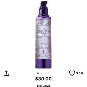 Caviar anti aging smoothing hair gelee
